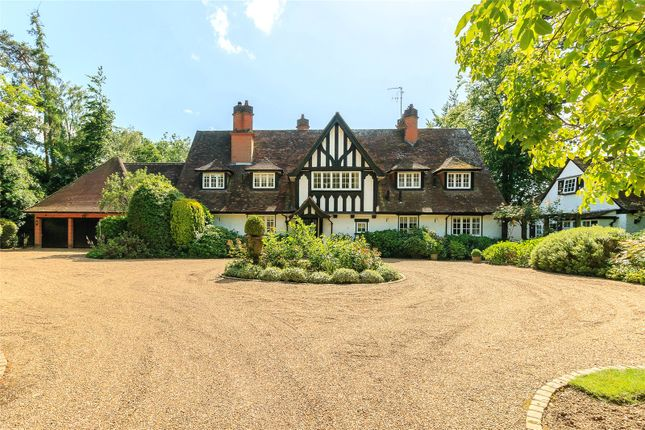 Thumbnail Detached house for sale in Chalfont Lane, Chorleywood, Hertfordshire