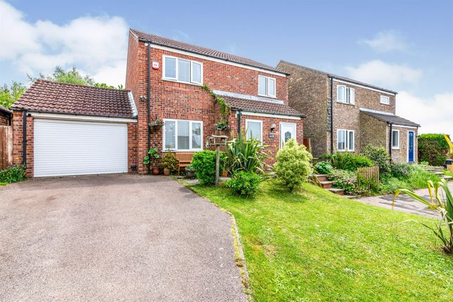 Thumbnail Detached house for sale in Orchids Close, Bungay