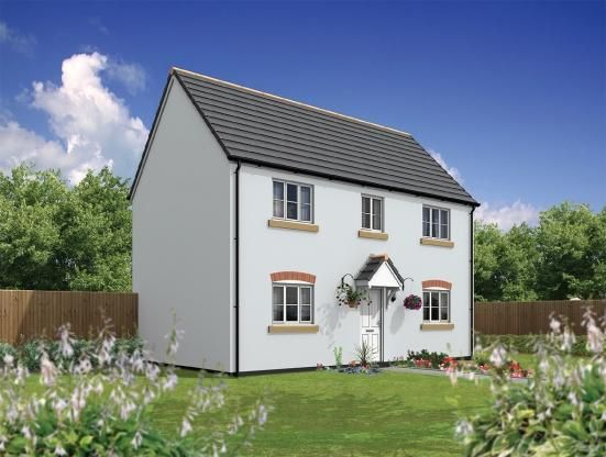 Thumbnail Semi-detached house for sale in Probus, Truro, Cornwall