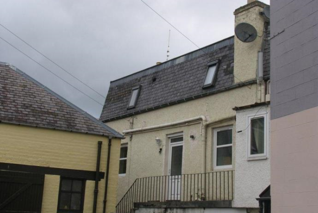 Thumbnail Flat to rent in Bank Court, Galashiels