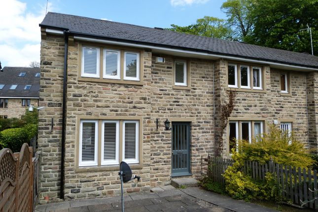 Thumbnail Town house to rent in Harlow Manor Park, Harrogate