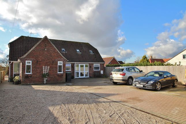 Detached house for sale in Elmswell, Bury St Edmunds, Suffolk