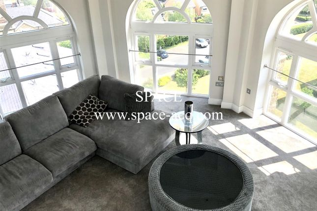 Thumbnail Flat to rent in The Dome, Princess Park Manor, Royal Drive, London