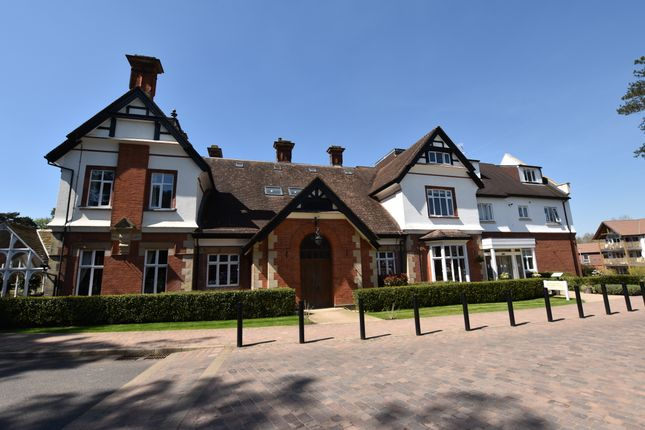 Thumbnail Flat for sale in 2 Charters Towers, Charters Village, East Grinstead, West Sussex