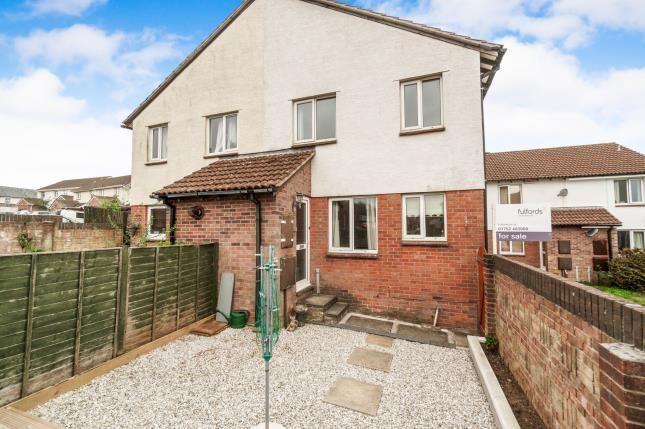 Thumbnail End terrace house for sale in Plymstock, Plymouth, Devon