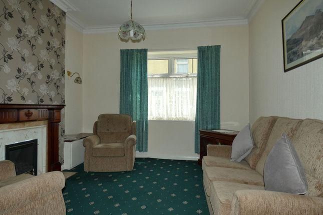 Lounge of Gibbon Street, Bishop Auckland DL14