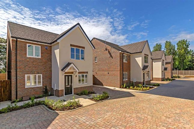 Detached house for sale in Ickleford Mews, Hitchin, Hertfordshire