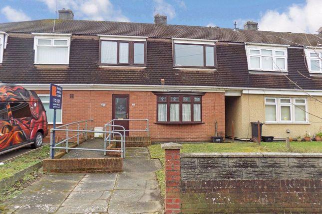 Thumbnail Property to rent in Vivian Park Drive, Aberavon, Port Talbot