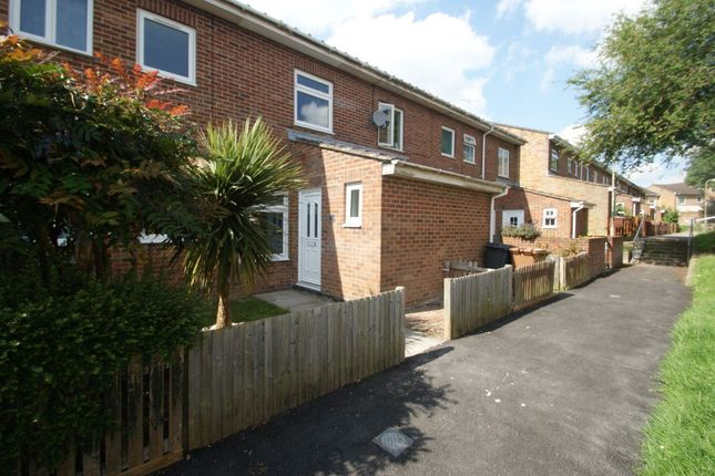 Thumbnail Terraced house to rent in Galahad Close, Andover