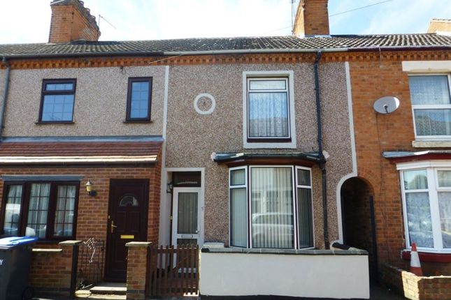 Thumbnail Terraced house to rent in New Bilton, Rugby, Warwickshire