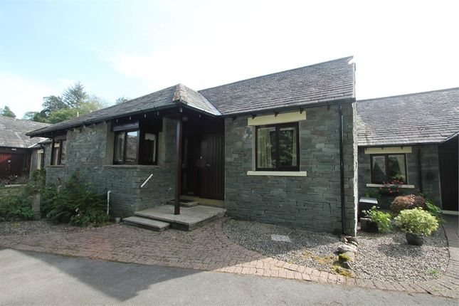 Thumbnail Terraced bungalow for sale in 6 Chestnut Park, Keswick, Cumbria