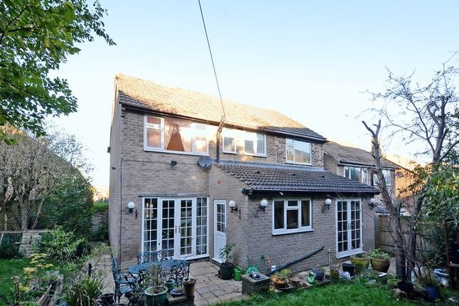 Thumbnail Detached house for sale in St. Quentin Close, Bradway, Sheffield