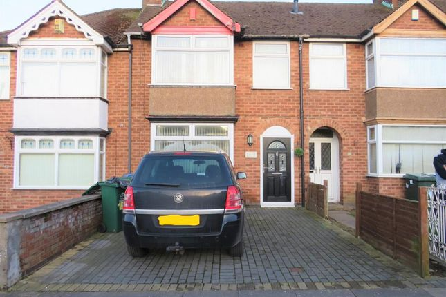 Front of Sullivan Road, Coventry CV6