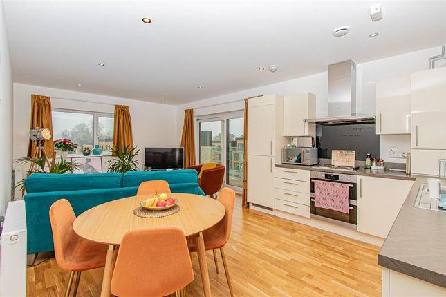 Thumbnail Flat for sale in Miles House, Stanley Kubrick Road, Denham