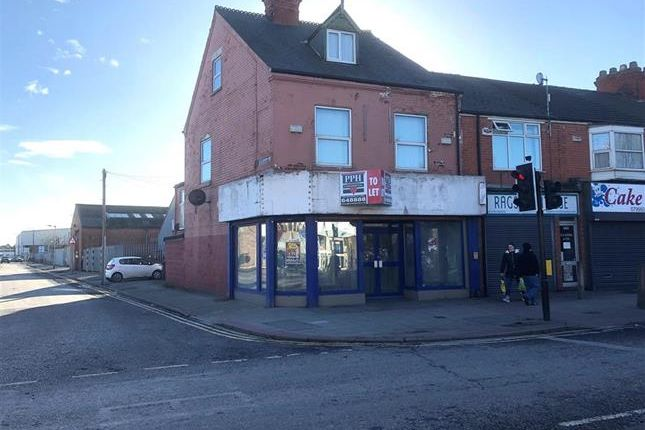 Thumbnail Retail premises to let in Hessle Road, Hull, East Yorkshire