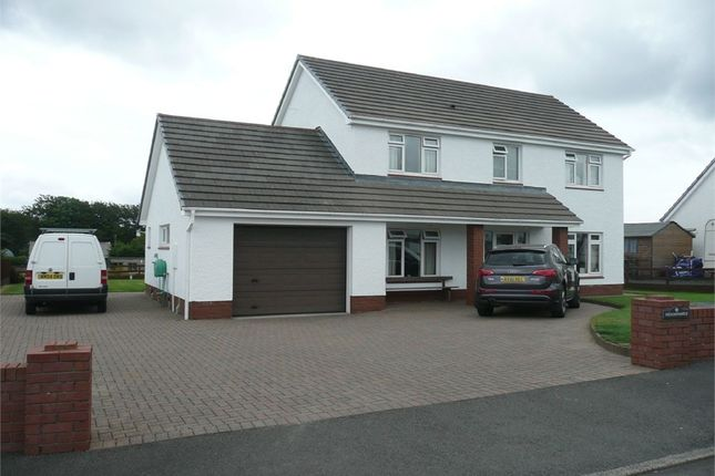 Thumbnail Detached house for sale in Rhosmeini, Clos Y Meini, Crymych, Pembrokeshire