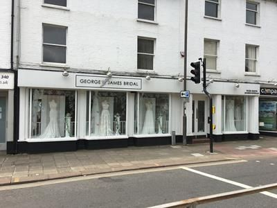 Thumbnail Retail premises to let in Ground Floor 8-12, Bromham Road, Bedford