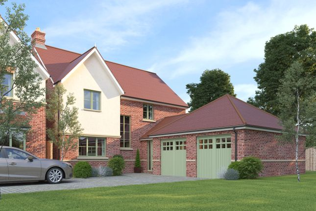 Thumbnail Detached house for sale in Quarry Hill, Wilnecote, Tamworth