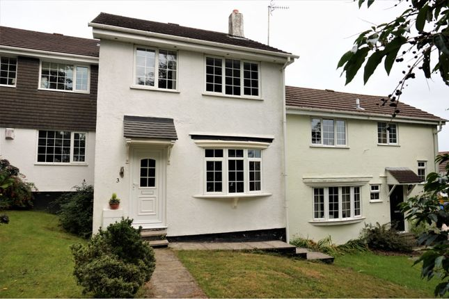 Thumbnail Link-detached house for sale in Uphill Close, Ivybridge