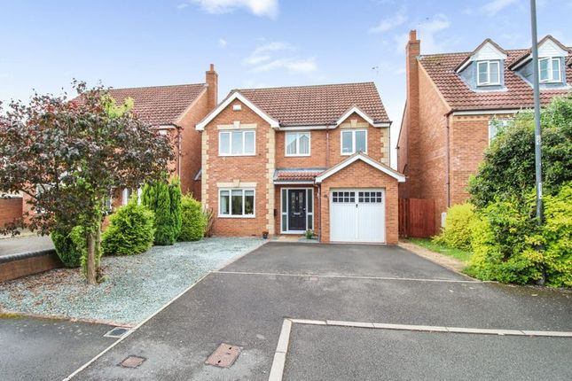 Thumbnail Property for sale in Ellis Park Drive, Binley, Coventry