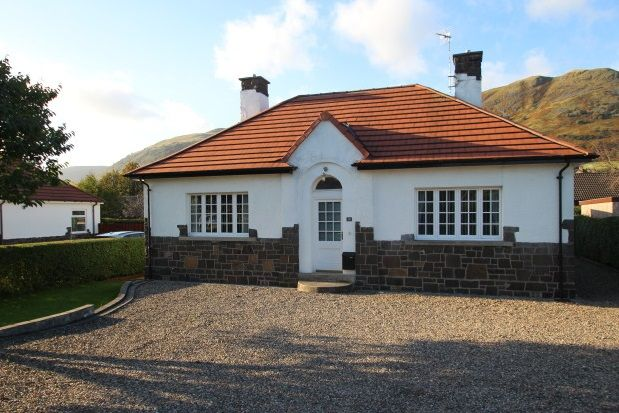 Thumbnail Bungalow to rent in Dollar Road, Tillicoultry