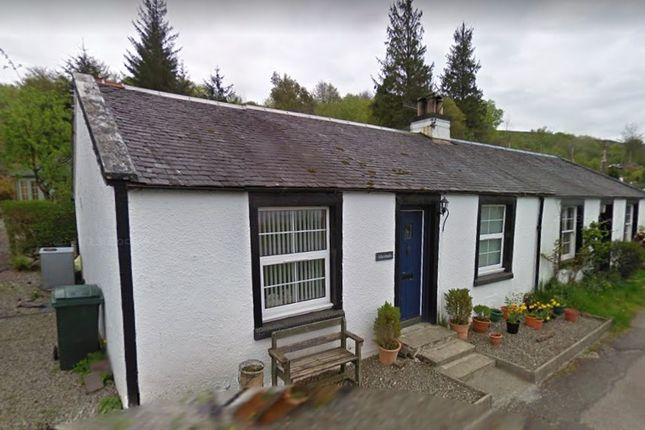 Thumbnail Semi-detached house to rent in The Bay, Strachur, Cairndow