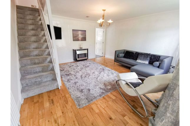 Lounge of Sandpiper Road, Lordswood, Southampton SO16