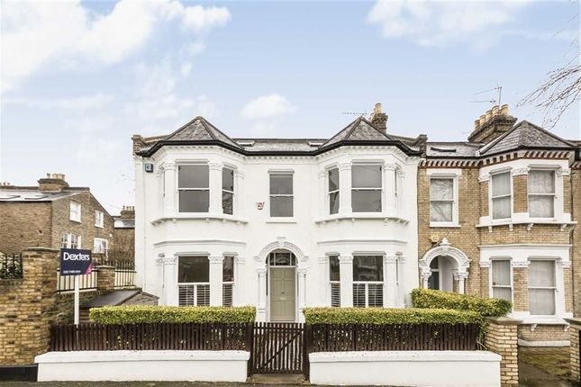 Thumbnail Semi-detached house to rent in Franconia Road, London