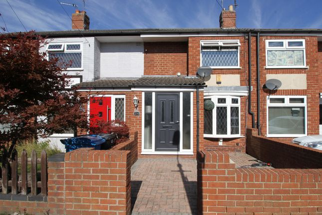 Thumbnail Terraced house for sale in Moorhouse Road, Hull