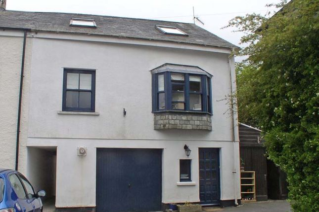 Thumbnail End terrace house for sale in Fore Street, Moretonhampstead