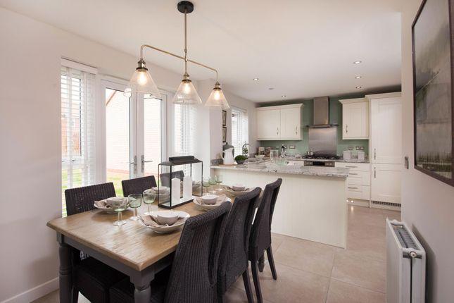 """Thumbnail Detached house for sale in """"Radleigh"""" at Lukes Lane, Hebburn"""