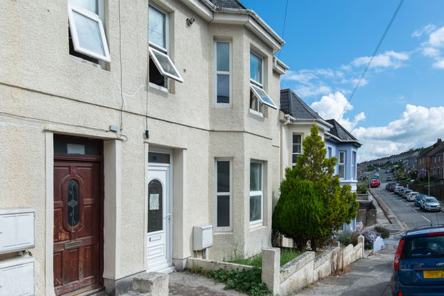 Thumbnail Flat to rent in Mostyn Avenue, Plymouth