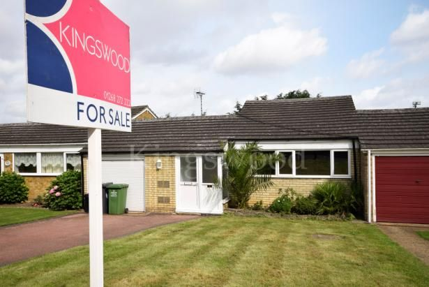 Thumbnail Bungalow for sale in Gaynesford, Lee Chapel South