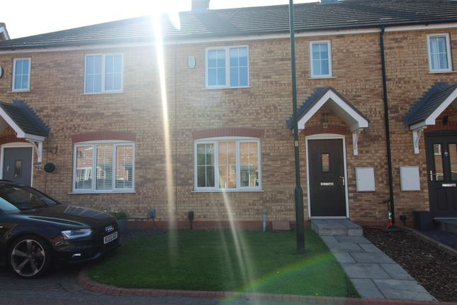 Thumbnail Town house for sale in 26 Saxonfields Drive, Stallingborough, Grimsby