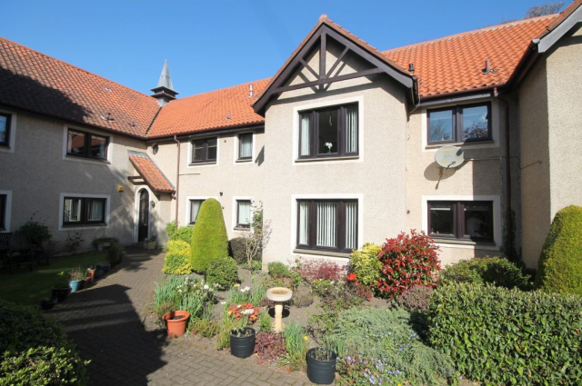 Thumbnail Flat to rent in Eskside Court, Ironmills