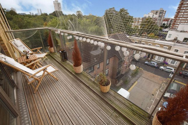 Balcony of St. Clements Avenue, London E3