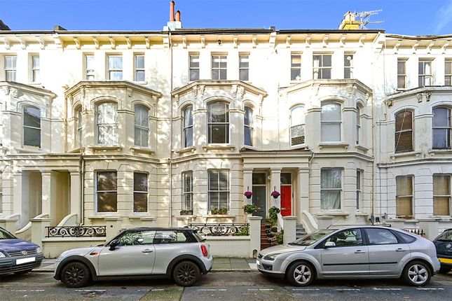Thumbnail Terraced house for sale in Albert Road, Brighton, East Sussex