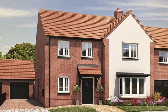 Thumbnail Detached house for sale in The Oakford, Oakbrook, Chelmsley Lane, Marston Green