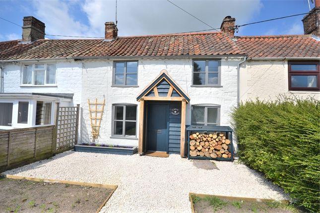 Thumbnail Cottage for sale in Back Street, Gayton, King's Lynn