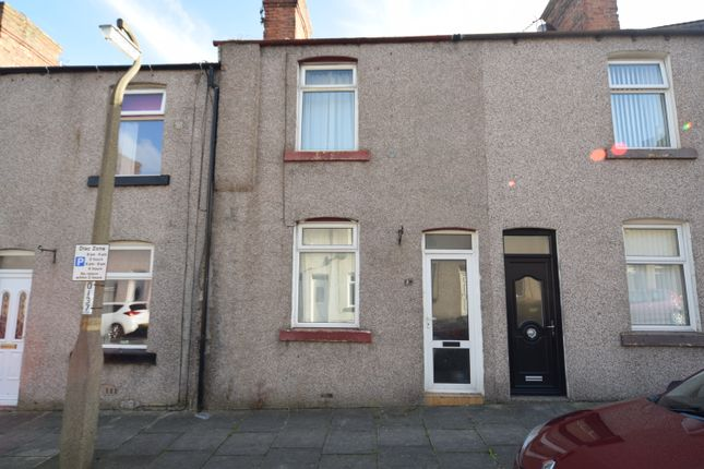Front of Aberdeen Street, Barrow-In-Furness LA14