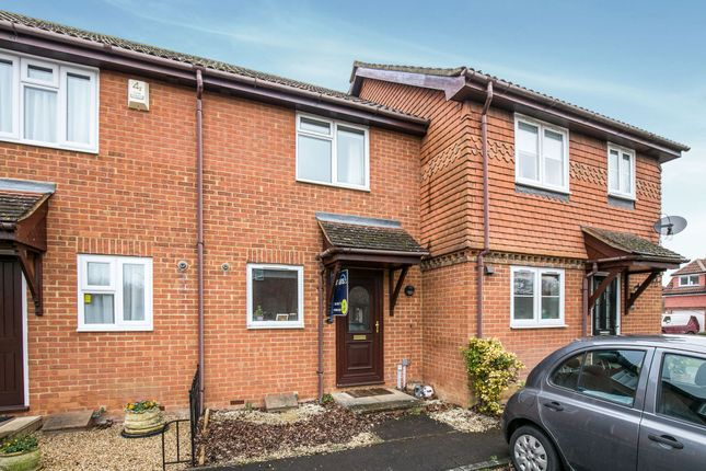 Thumbnail Terraced house to rent in Northumberland Close, Warfield, Bracknell