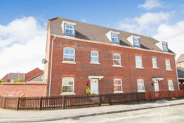Thumbnail Semi-detached house for sale in Grenadier Gardens, Thatcham