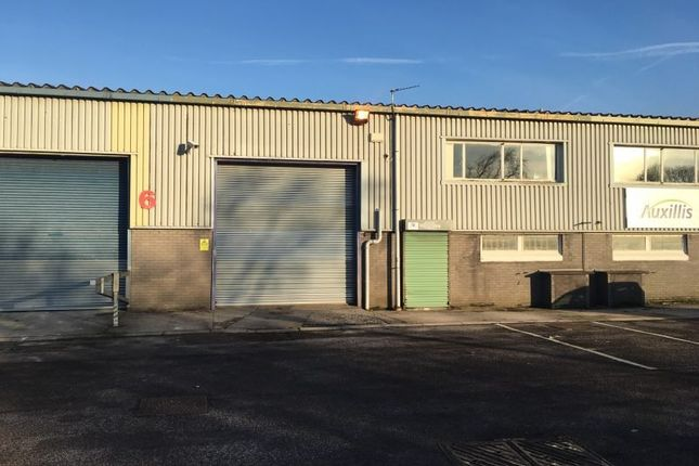 Thumbnail Industrial to let in Unit 7 Kestrel Close, Bridgend Industrial Estate, Bridgend, 3Rw