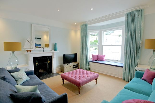 Thumbnail Semi-detached house for sale in Armorel House, Dartmouth, Devon