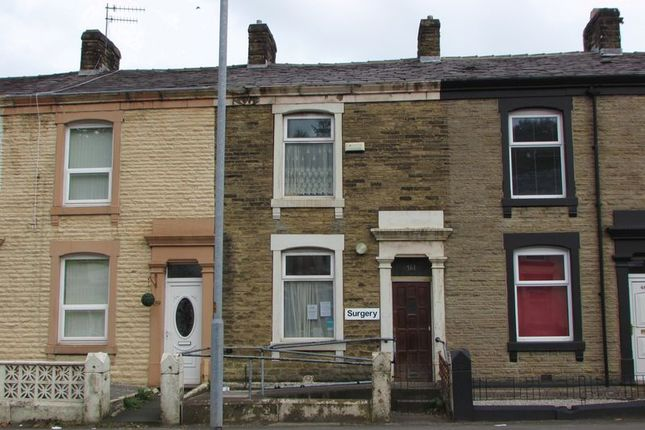 Front of Bolton Road, Blackburn BB2