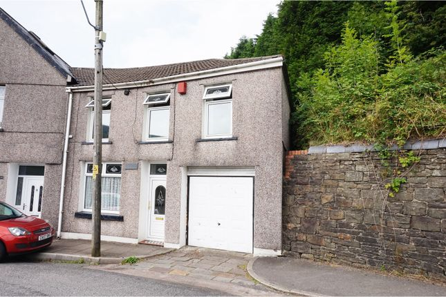 Thumbnail Semi-detached house for sale in Station Road, Blaenllechau, Ferndale