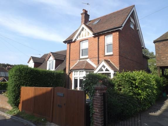 Thumbnail Detached house for sale in Grayshott, Hindhead, Surrey