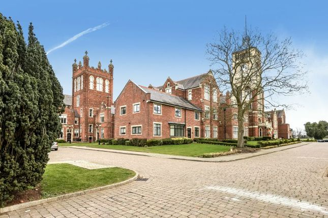 Thumbnail Flat for sale in Connaught House, Connaught Drive, Bushey