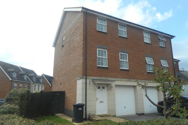 Thumbnail End terrace house to rent in The Avenue, Starbeck, Harrogate