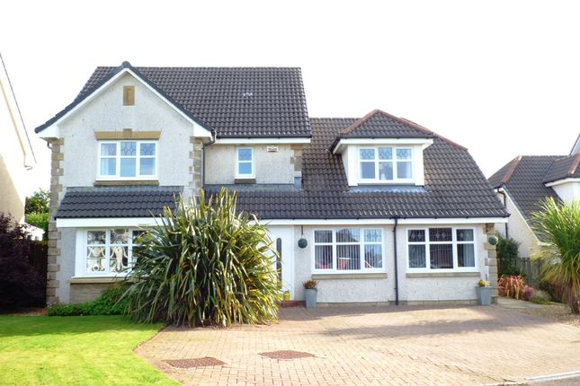 Thumbnail Detached house for sale in Teal Drive, Inverkip
